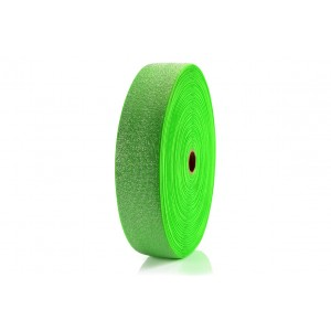 Elástico Dupla Face 48mm 5016 Verde c/ Lurex - 43 Metros