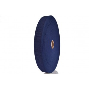 Elástico EPTL 25mm 4280 - Marinho Rolo c/ 50 Metros