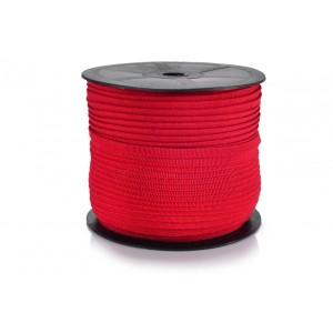 Elástico EPTL 6mm 2213 - Vermelho Rolo c/ 50 Metros