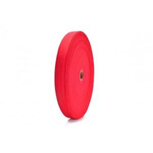 Fita Debrum c/ dobra 25mm 2213 - Vermelho c/ 50 Metros