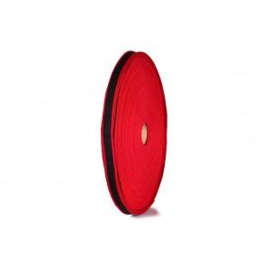 Fita FP 14 12mm 2213.7620 - Vermelho / Preto - Rolo c/ 25 metros