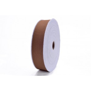 Elástico EPTE 45mm 8359.7515 Bege / Branco - Rolo c/ 25 Metros